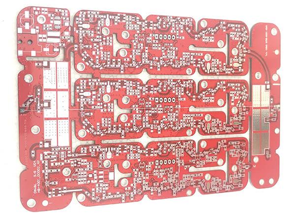 FR-4红油PCB线路板